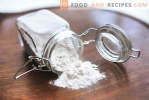 Как да съхранявате брашно