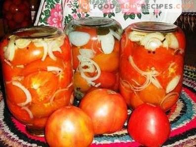 Tsjechische tomaten voor de winter