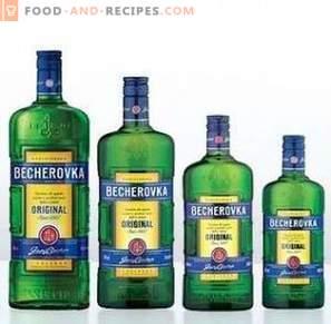 Comment boire Becherovka