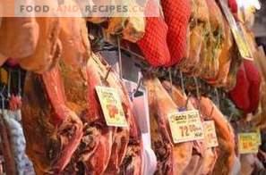 Сушено месо: полза и вреда