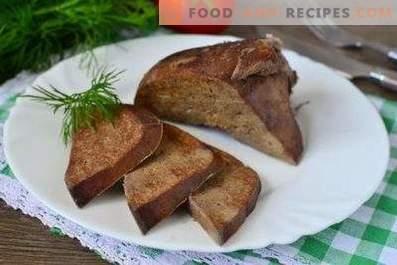 Jak gotować wątrobę wieprzową