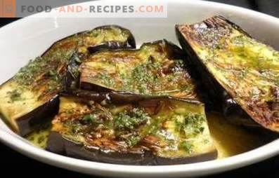 Eggplant baked in a slow cooker