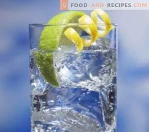 Hoe gin