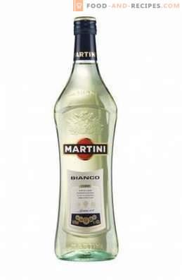 Comment boire du martini